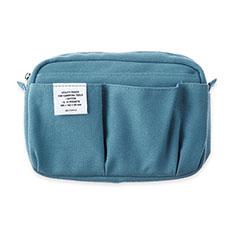 インナーキャリング バッグ ブルーの商品画像