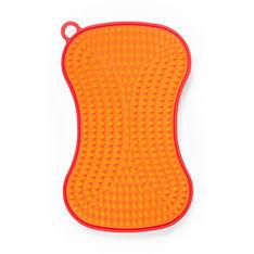 シリコン スクラバー レッド/オレンジの商品画像