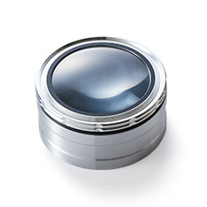 LED拡大鏡 smolia TZC シルバーの商品画像