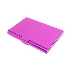 アルマイト カードケース ピンクの商品画像
