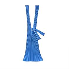 PLECO プリーツバッグ L ブルー コーンベースPLAの商品画像