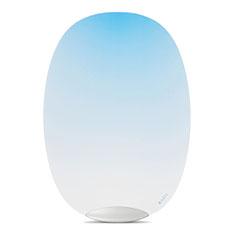 solano デスクトップ うちわ ブルーの商品画像
