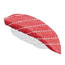寿司ワッペン 赤身の商品画像