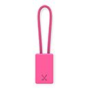 PHILO キーチェーン ケーブル ピンクの商品画像