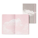 ヌーナ ノートブック クラウド ピンクの商品画像