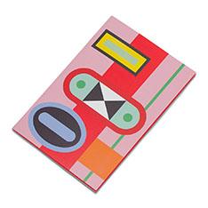 ラバーバンド パスクエ ノートブック ピンクの商品画像