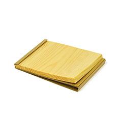 KIZARA 経木のメモ帳 Lの商品画像