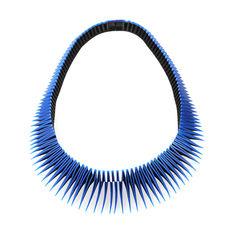Serpent ネックレス ブルー/ブラックの商品画像