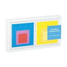 Josef Albers ジグソーパズル MoMAの商品画像