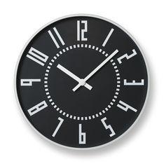 Eki Clock Sapporo ブラックの商品画像