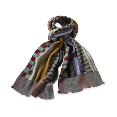 ロールアップ スカーフの商品画像