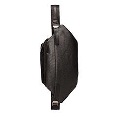 Cote & Ciel Isarau ボディバッグ コーテッドキャンバス ブラックの商品画像