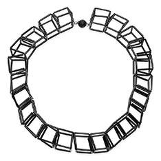 ジオメトリック ネックレスの商品画像