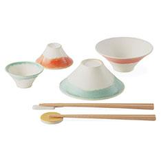 富士碗・ちょこ セットの商品画像