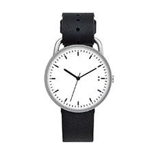 10:10 バックル ウォッチ ホワイト/ブラックの商品画像