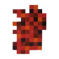 Nanimarquina Do-Lo-Rez1 ラグ レッド 184 x 276 cmの商品画像