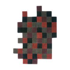 Nanimarquina Do-Lo-Rez2 ラグ レッド 207 x 253 cmの商品画像