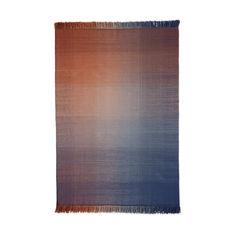 Nanimarquina Shade ラグ ブルー 170 x 240 cmの商品画像