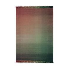 Nanimarquina Shade ラグ グリーン 170 x 240 cmの商品画像