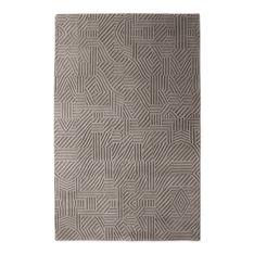 Nanimarquina African Patern ラグ ライトグレー 200 x 300 cmの商品画像