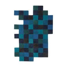 Nanimarquina Do-Lo-Rez1 ラグ ブルー 184 x 276 cmの商品画像
