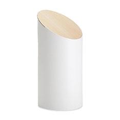 スウィング ビン ホワイト/メープルの商品画像