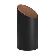 スウィング ビン ブラック/ウォルナットの商品画像