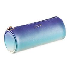 トランジェンス オンブレ ペンケース ブルーの商品画像