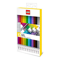 LEGO ボールペン 12色セットの商品画像