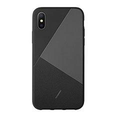 Native Union iPhone X/XS ケース マーケトゥリィ ブラックの商品画像
