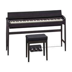 ローランド デジタルピアノ Kiyola シアーブラックの商品画像