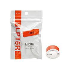 テプラLiteテープ レッドの商品画像