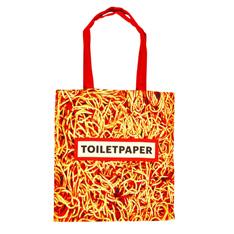 Toiletpaper トートバッグ Spaghettiの商品画像