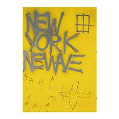 バスキア:Untitled (New York) 1981ノートの商品画像