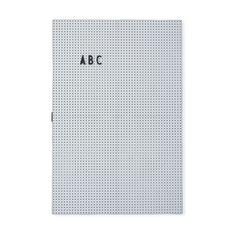 Arne Jacobsen メッセージボード A3 ライトグレーの商品画像