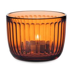 iittala ラーミ グラス キャンドルホルダー セビリアオレンジの商品画像