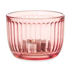 iittala ラーミ グラス キャンドルホルダー サーモンピンクの商品画像