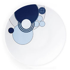 インペリアル ブルー クーププレートの商品画像