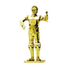 メタリック ナノパズル C-3POの商品画像