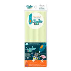 3Doodler スタート 専用プラスチックパック グローインザダークの商品画像