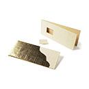 ホワイトチョコレートカードの商品画像