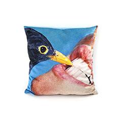 Seletti Wears Toiletpaper クッション Crowの商品画像