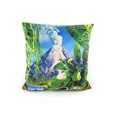 Seletti Wears Toiletpaper クッション Volcanoの商品画像