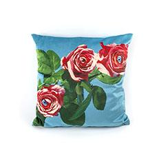 Seletti Wears Toiletpaper クッション Rosesの商品画像
