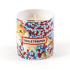 Seletti Wears Toiletpaper キャンドル Pillsの商品画像