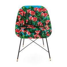 Seletti Wears Toiletpaper パッドチェア Rosesの商品画像