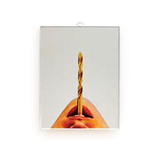 Seletti Wears Toiletpaper ミラー スモール Drillの商品画像