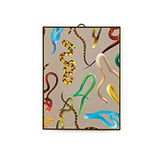 Seletti Wears Toiletpaper ミラー ミディアム Snakesの商品画像
