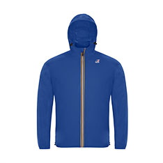K-WAY CLAUDE ジャケット M ブルーの商品画像