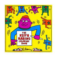 カラーリングブック キース・ヘリングの商品画像